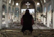 church attacked in Armenia